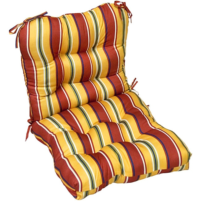 Outdoor Seat/ Back Chair Cushion