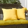 17-inch Outdoor Sunbeam Square Accent Pillow (Set of 2)