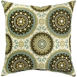 Splash Spray Outdoor Accent Pillows (Set of Two)