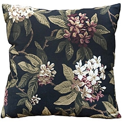 Moonflower Outdoor Accent Pillows (Set of Two)