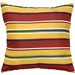 17-inch Outdoor Carnival Square Accent Pillow (Set of 2)