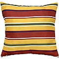 Mayan Stripe Outdoor Accent Pillows (Set of Two)