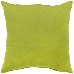 Lime Outdoor Accent Pillows (Set of Two)