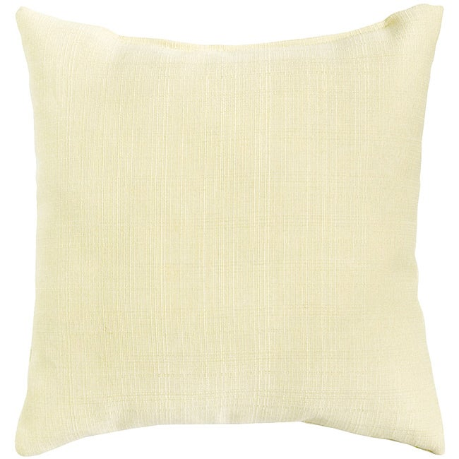 Beige Outdoor Accent Pillows (Set of Two)