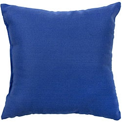 Aqua Blue Outdoor Accent Pillows (Set of Two)