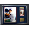 Minnesota Twins Harmon Killebrew Autographed 12x18 Card Frame