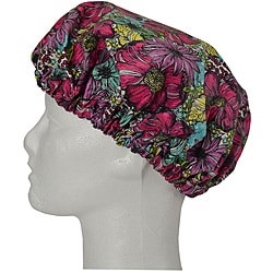 Tango 'Fresh Floral' Travel Shower Cap