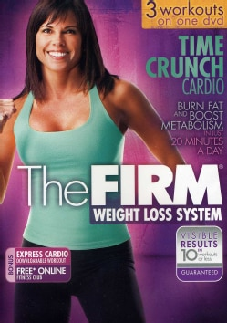 The Firm: Cardio Time Crunch (DVD)