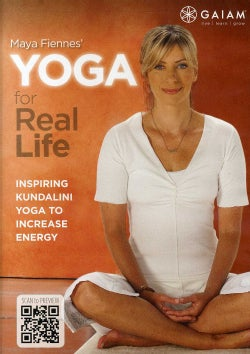 Maya Fiennes Yoga For Real Life (DVD)