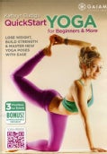 Quick Start Yoga For Beginners And More (DVD)