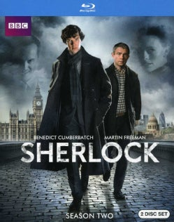 Sherlock: Season Two (Blu-ray Disc)
