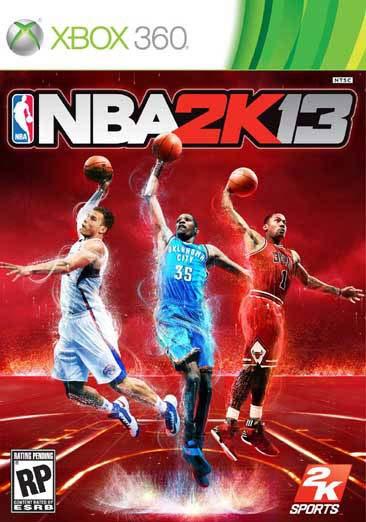 Xbox 360 - NBA 2K13