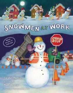 Snowmen at Work (Hardcover)