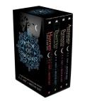House of Night: Hunted, Tempted, Burned, Awakened (Paperback)