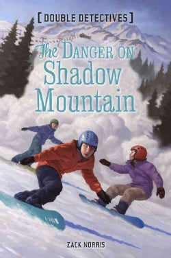 The Danger on Shadow Mountain (Paperback)