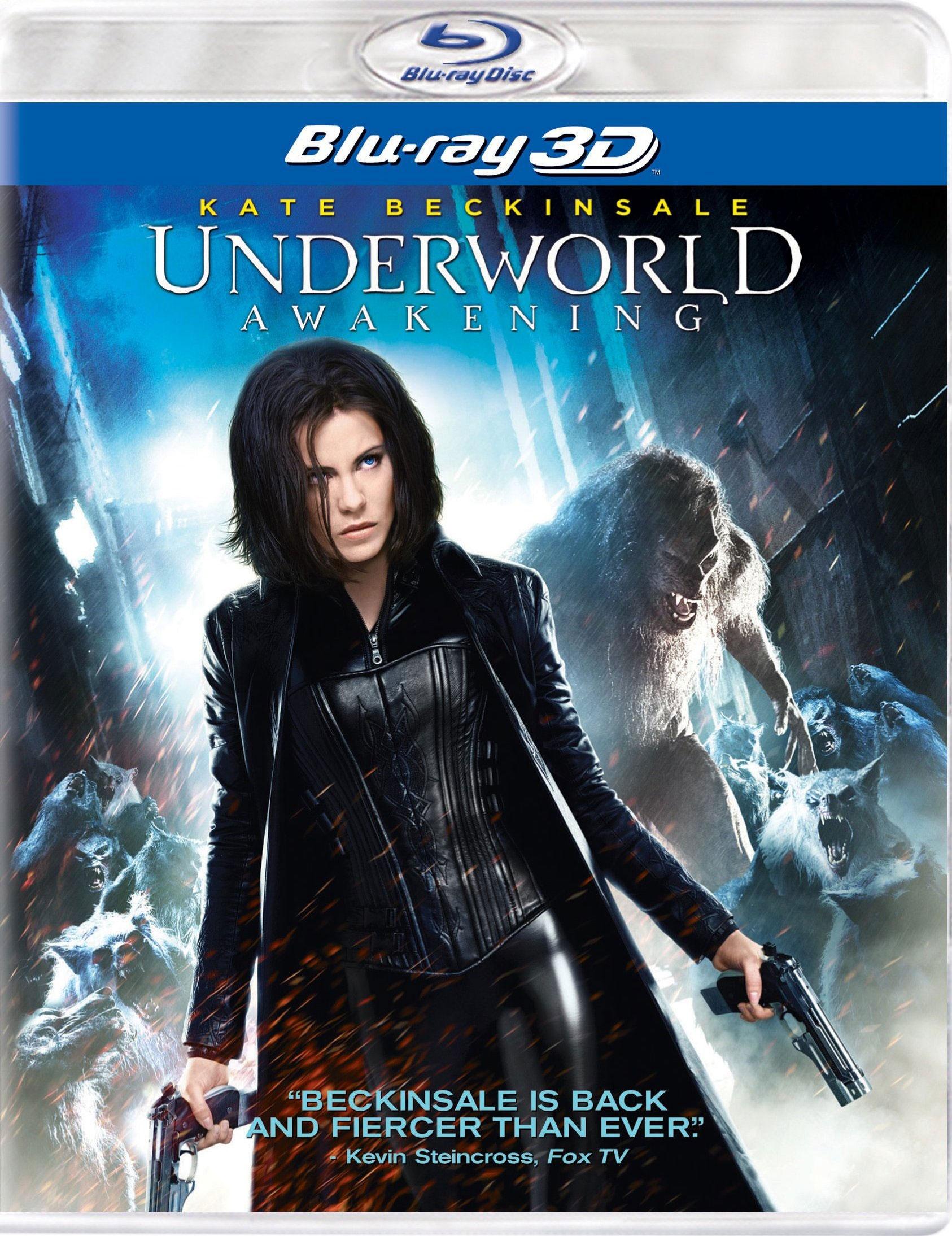Underworld: Awakening (3D) (Blu-ray/DVD)