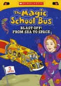 The Magic School Bus: Blast Off! Space to Sea (DVD)
