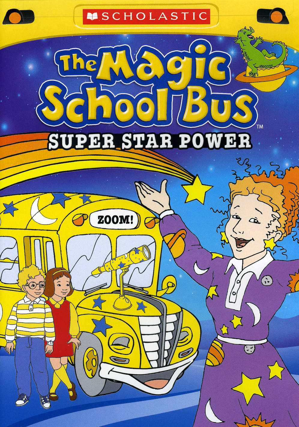 The Magic School Bus Class Space Magic School Bus Gets