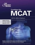 Cracking the MCAT, 2013-2014 (Paperback)