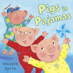 Pigs in Pajamas (Hardcover)