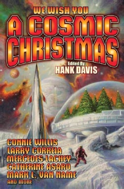 A Cosmic Christmas (Paperback)