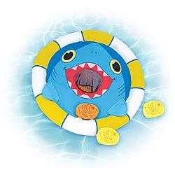 Melissa & Doug Spark Shark Floating Target Pool Game