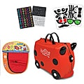 Melissa & Doug Red Trunki Bundle