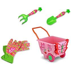 Melissa Doug Bella Butterfly Gardening Set 14161643 Shopping Big Discounts