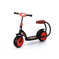 Traxx Flame Red Besta Scooter