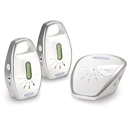 Graco Secure Coverage Digital Monitor with Two Parent Units