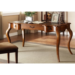 Galicia Brown Cherry Secretary Table