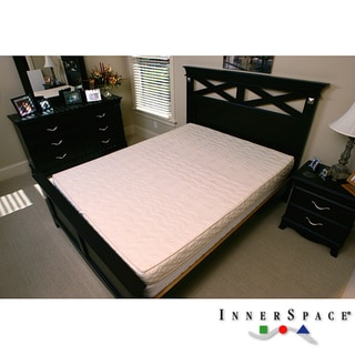 InnerSpace High Density 6-inch Foam King & Cal King-size Mattress