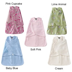 Halo Micro-Fleece Swaddle SleepSack