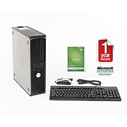 Dell OptiPlex GX520 2.8GHz 160GB Desktop Computer (Refurbished)