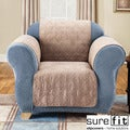 Sure Fit Soft Suede Chair Pet Throw