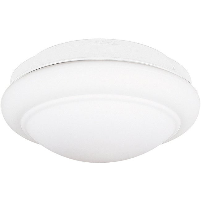 Overstock.com White Ceiling Fan Flurorescent Light Kit at Sears.com