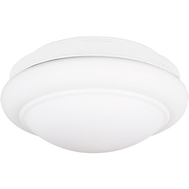 White Ceiling Fan Flurorescent Light Kit