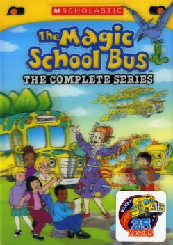 The Magic School Bus: The Complete Series (DVD)