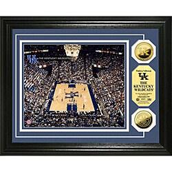 University of Kentucky Rupp Arena 24-karat Gold Coin Photo Mint