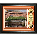 University of Tennessee Stadium 24-karat Gold Coin Photo Mint