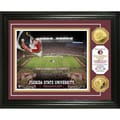 Florida State University Stadium 24-karat Gold Coin Photo Mint
