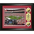 University of Alabama Stadium 24-karat Gold Coin Photo Mint