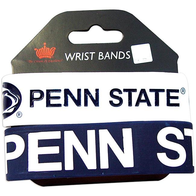 Aminco Pennsylvania State Rubber Wristbands (Set of 2)