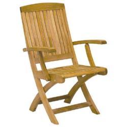 Manchester Folding Armchair
