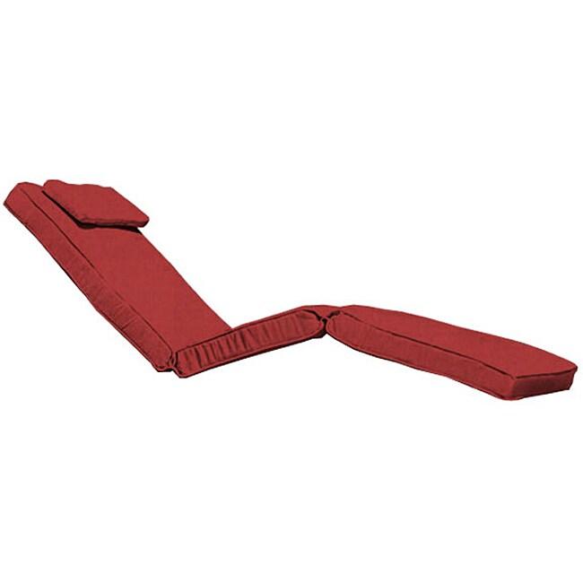 Heritage Garnet Lounger Cushion