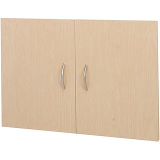 Organized Living freedomRail O-Box Maple Accessory Door Set