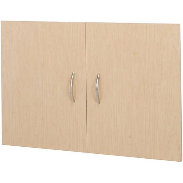 Organized Living freedomRail O-Box Maple Accessory Door Set