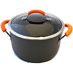 Rachael Ray II Hard-anodized Nonstick 6-quart Stockpot