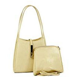 Dasein Classic 2-in-1 Shoulder Bag