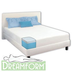 Dream Form 10-inch Queen-size Gel Memory Foam Mattress